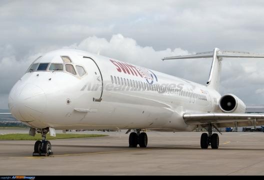 Swiftair MD83