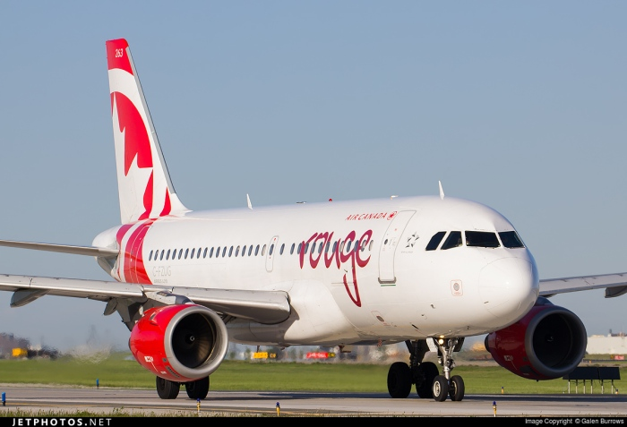 Air Canad Rouge A319 (2)